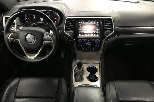 Used 2017 Jeep Grand Cherokee Overland