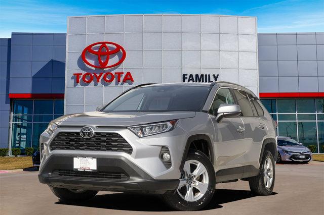 Used 2019 Toyota RAV4 in Arlington, TX