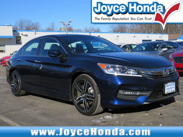 2017 Honda Accord Sedan SportSE