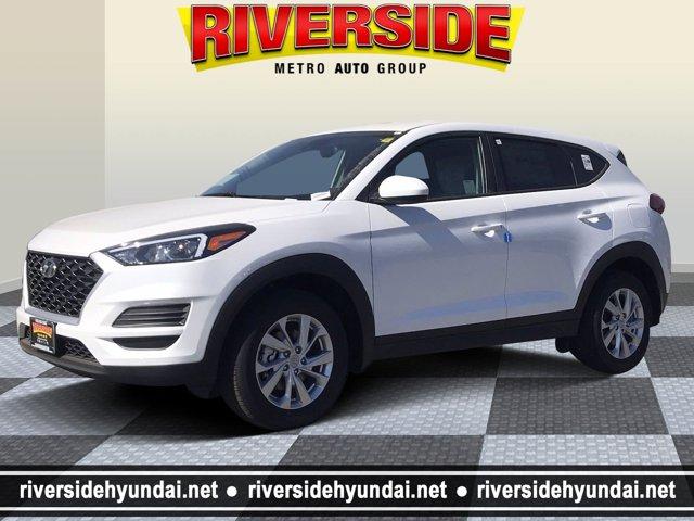 2021 Hyundai Tucson SE SE FWD Regular Unleaded I-4 2.0 L/122 [4]