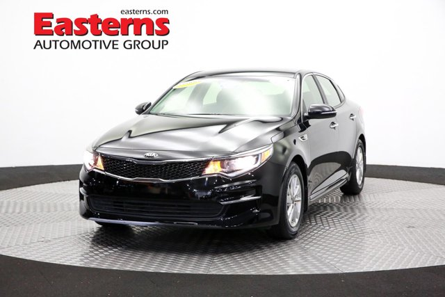 2018 Kia Optima LX 4dr Car