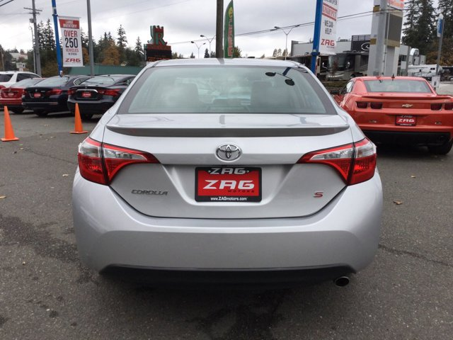 Used 2016 Toyota Corolla 4dr Sdn CVT S