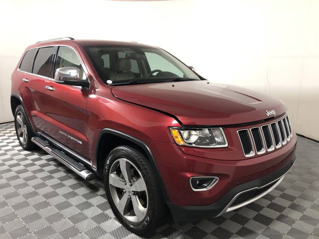 Used 2015 Jeep Grand Cherokee in Indianapolis, IN