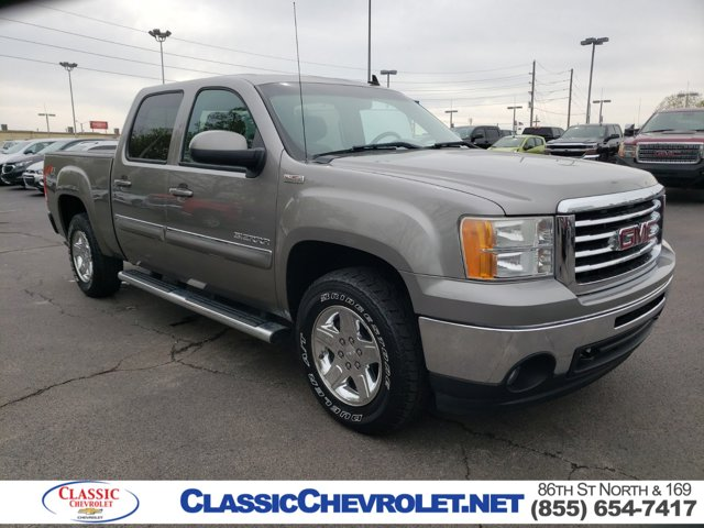 Used 2012 GMC Sierra 1500 in Owasso, OK