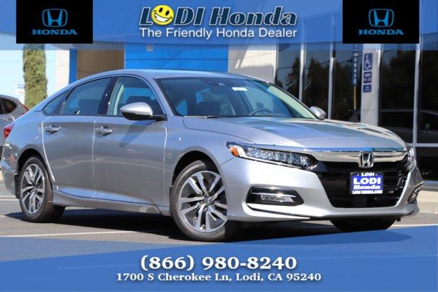New 2019 Honda Accord Hybrid in Lodi, CA