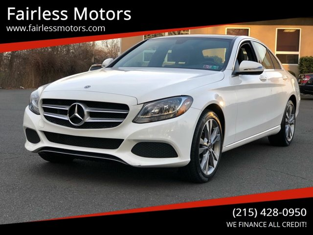 Used 2018 Mercedes-Benz C-Class in Fairless Hills, PA
