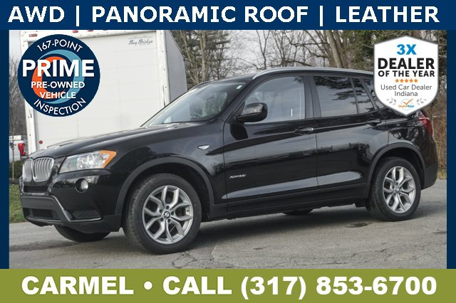 Used 2013 BMW X3 in Indianapolis, IN