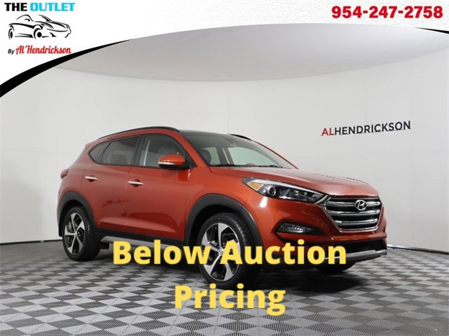Used 2017 Hyundai Tucson in Coconut Creek, FL