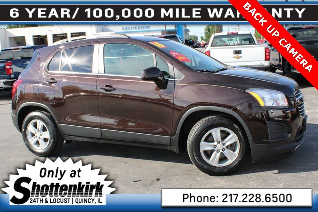 Used 2016 Chevrolet Trax in Quincy, IL