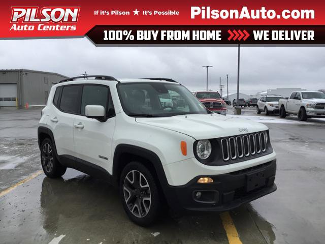 Used 2018 Jeep Renegade in Mattoon, IL