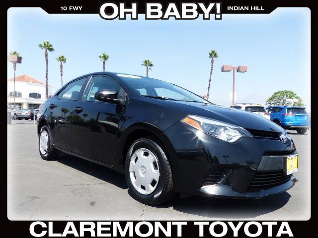 Used 2014 Toyota Corolla in Claremont, CA