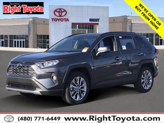 2021 Toyota RAV4 Limited Limited AWD Regular Unleaded I-4 2.5 L/152 [4]