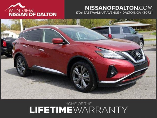 Used 2019 Nissan Murano in Dalton, GA