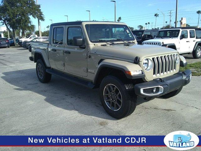 New 2020 Jeep Gladiator in Vero Beach, FL