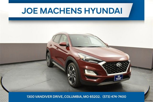New 2020 Hyundai Tucson in , MO