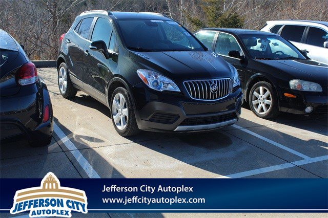 Used 2016 Buick Encore in Jefferson City, MO