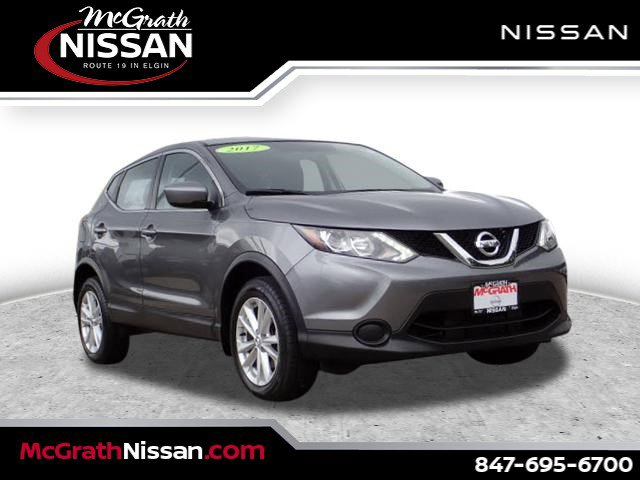 2017 Nissan Rogue Sport S AWD S Regular Unleaded I-4 2.0 L/122 [3]