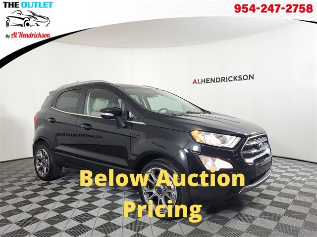 Used 2019 Ford EcoSport in Coconut Creek, FL