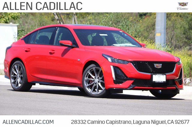 2020 Cadillac CT5 Sport 4dr Sdn Sport Turbocharged Gas I4 2.0L/ [15]