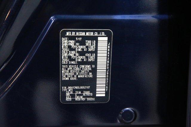 2018 Nissan Armada for sale 122693 30