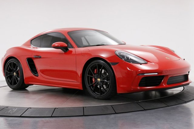 Used 2017 Porsche 718 Cayman in , CA