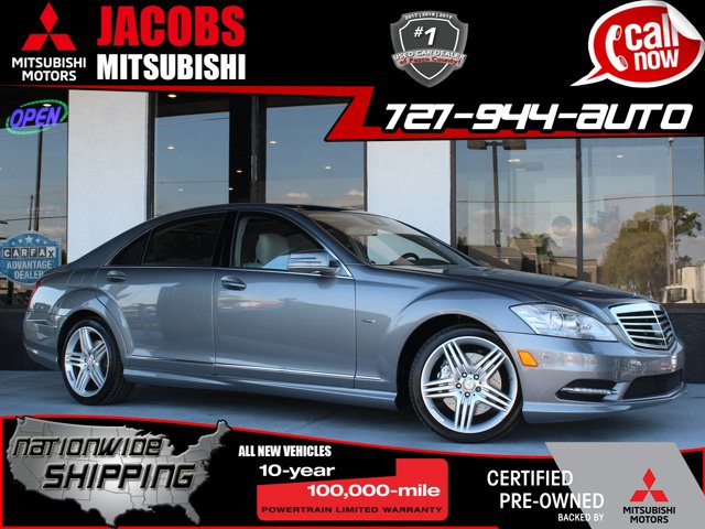 Used 2012 Mercedes-Benz S-Class in New Port Richey, FL