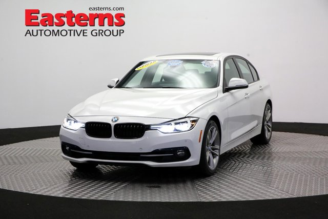 2016 BMW 3 Series for sale 122926 0