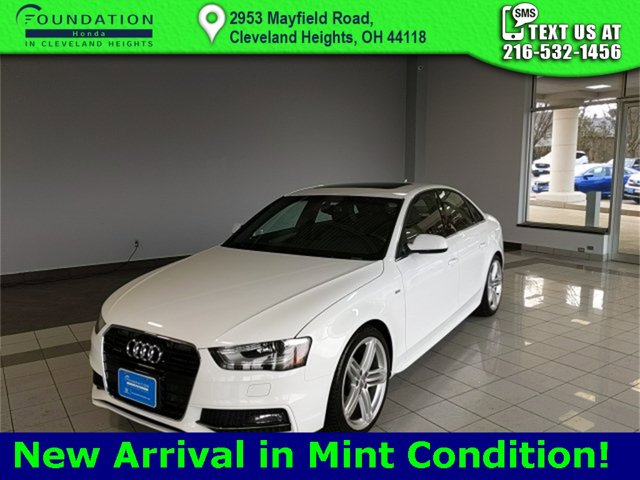 Used 2013 Audi A4 in Cleveland Heights, OH