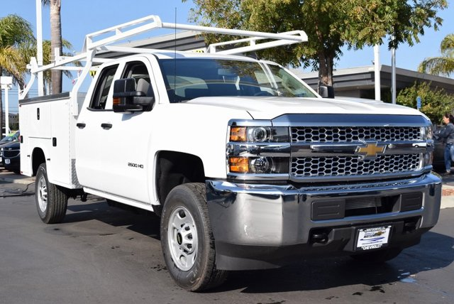 New 2019 Chevrolet Silverado 2500HD in Watsonville, CA