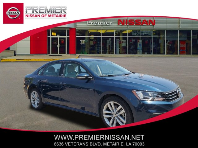 Used 2019 Volkswagen Passat in Metairie, LA