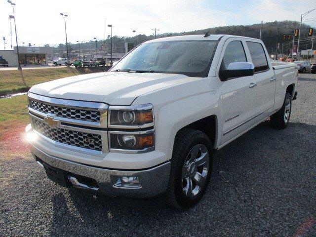 Used 2014 Chevrolet Silverado 1500 in Fort Payne, AL