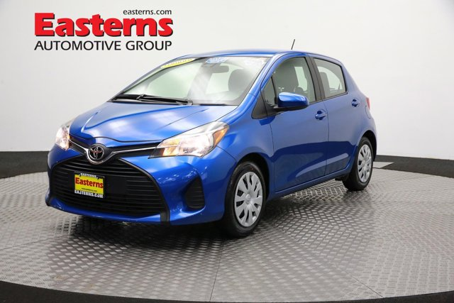 2017 Toyota Yaris for sale 121488 0