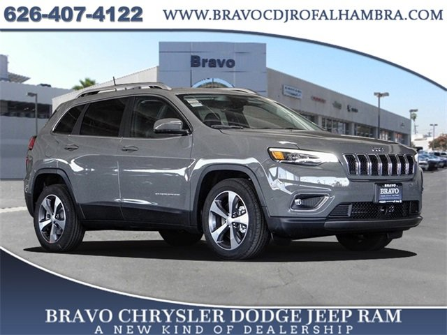 2021 Jeep Cherokee Limited Limited FWD Regular Unleaded V-6 3.2 L/198 [1]