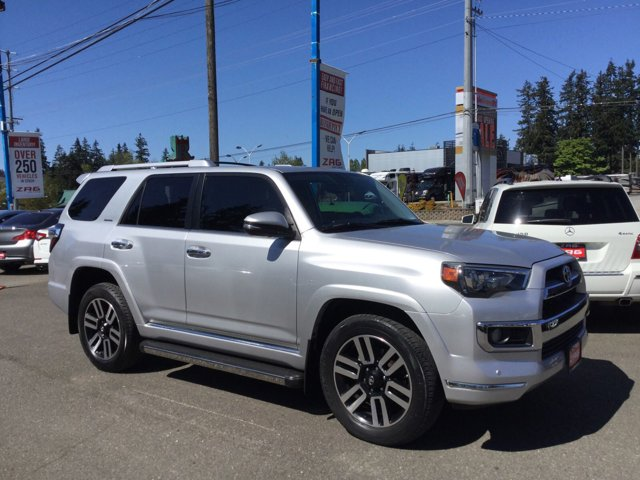 Used 2014 Toyota 4Runner 4WD 4dr V6 Limited