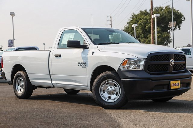 2020 Ram 1500 Classic Tradesman Tradesman 4x2 Reg Cab 8′ Box Regular Unleaded V-6 3.6 L/220 [1]