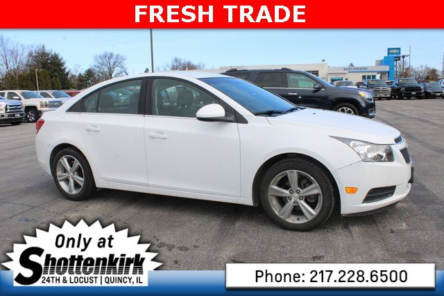 Used 2014 Chevrolet Cruze in Quincy, IL