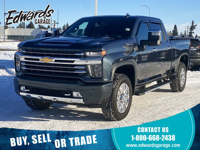 2020 Chevrolet Silverado 3500HD High Country Diesel Low Kms Xpel Pkg 4WD Crew Cab 159″ High Country Turbocharged Diesel V8 6.6L/ [2]