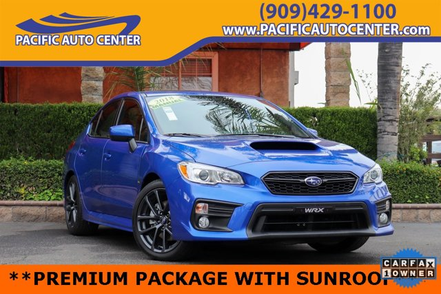 Used 2018 Subaru WRX in Costa Mesa, CA