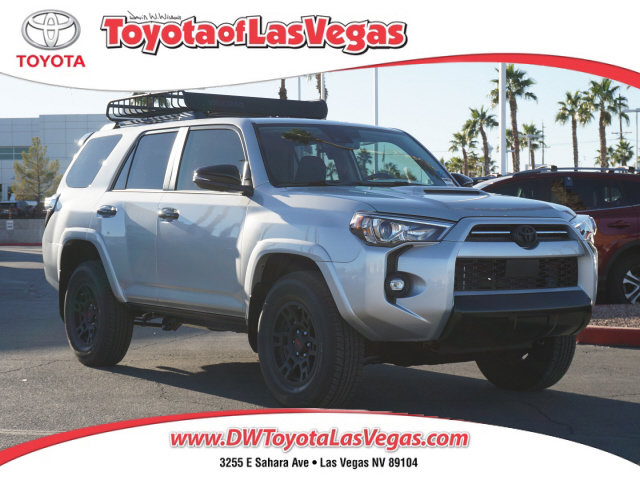 2021 Toyota 4Runner Venture Venture 4WD Regular Unleaded V-6 4.0 L/241 [8]