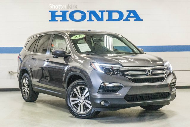Used 2017 Honda Pilot in Cartersville, GA