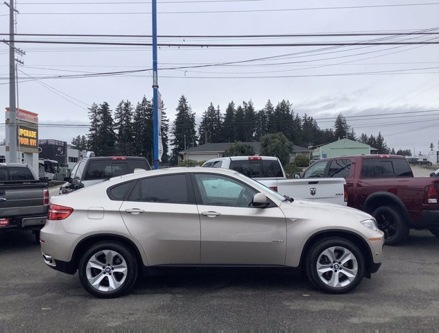 Used 2014 BMW X6 AWD 4dr xDrive35i