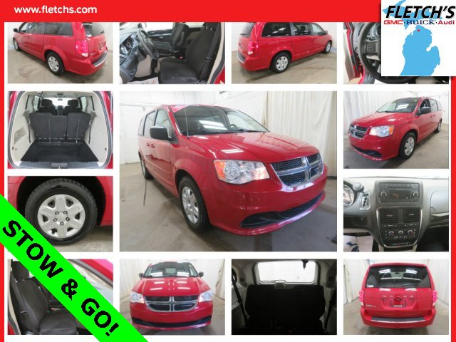 Used 2013 Dodge Grand Caravan in Petoskey, MI