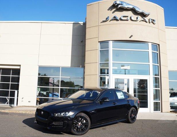 2017 Jaguar XE 20d R-Sport Turbocharged All Wheel Drive Power Steering ABS 4-Wheel Disc Brakes