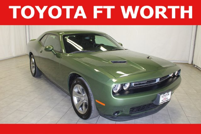 Used 2019 Dodge Challenger in Fort Worth, TX