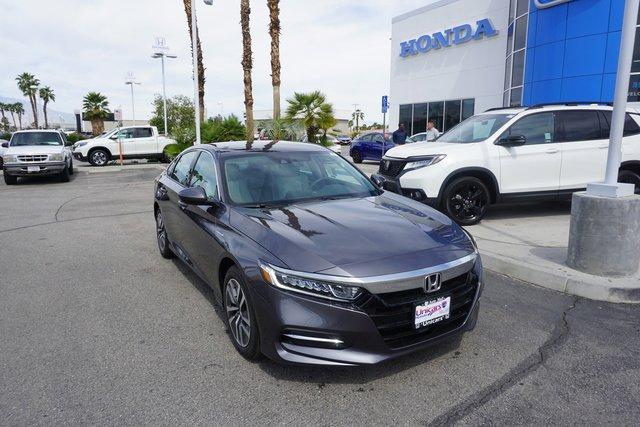 New 2019 Honda Accord Hybrid in Indio, CA