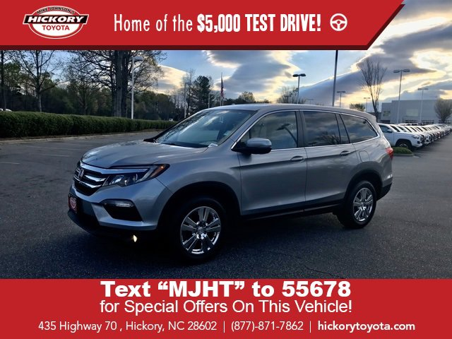 Used 2016 Honda Pilot in Hickory, NC