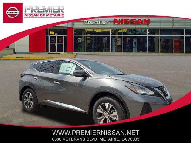 New 2020 Nissan Murano in Metairie, LA
