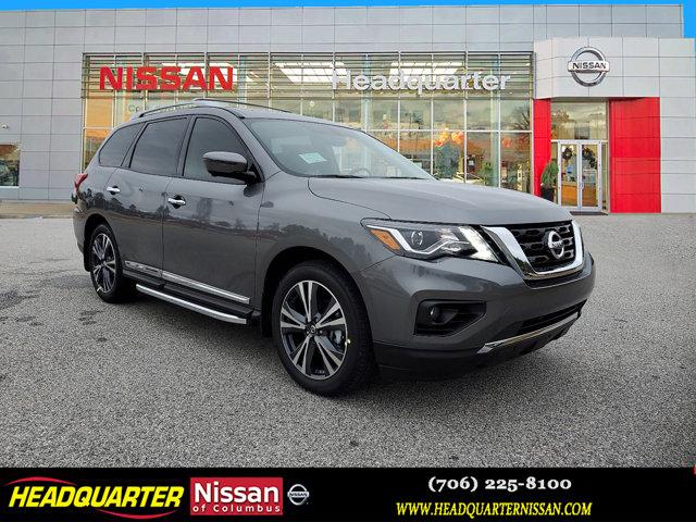 New 2020 Nissan Pathfinder in Columbus, GA