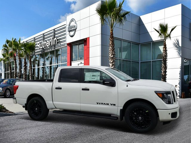 New 2019 Nissan Titan in Orlando, FL