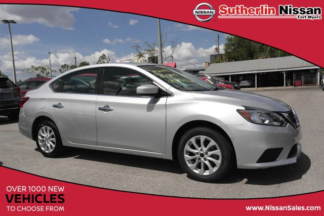 Used 2018 Nissan Sentra in Fort Myers, FL